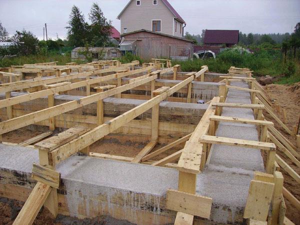 Как рассчитать количество бетона на фундамент 5
