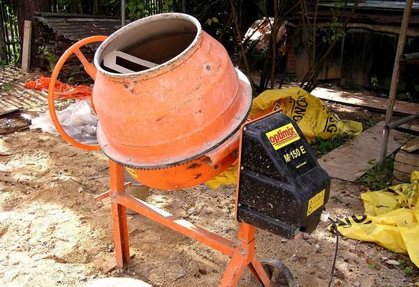 Как приготовить бетон в бетономешалке 3