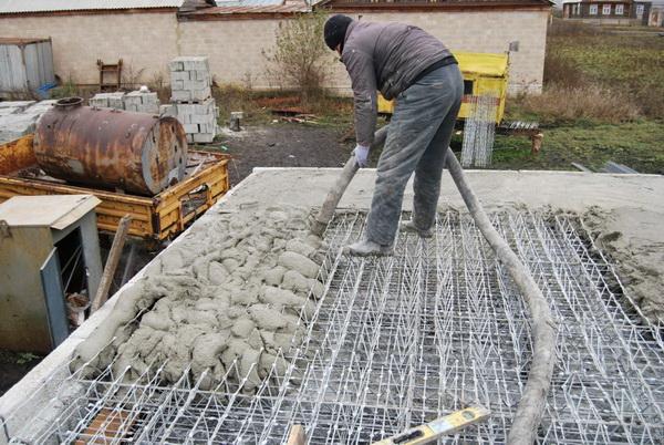 Как быстро бетон набирает прочность после заливки 3