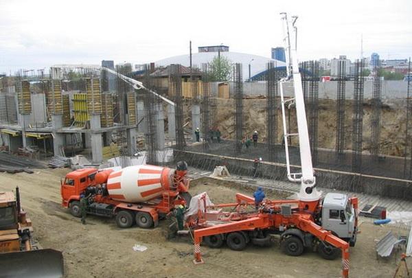 Доставка бетона маленьким миксером - насколько это выгодно 4