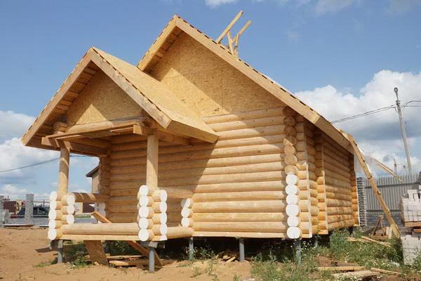 Дома на винтовых сваях - фото удачных вариантов применения винтовых свай 4