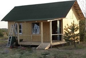 Дома на винтовых сваях - фото удачных вариантов применения винтовых свай 1