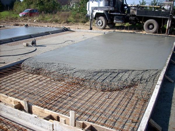 Расчет бетона на фундамент по калькулятору 2