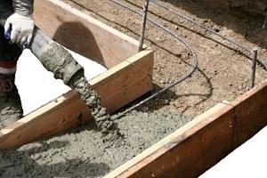 Расчет бетона на фундамент по калькулятору 1