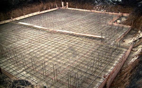Правильный расчет монолитной плиты фундамента 2