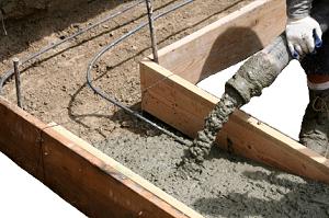 Состав бетона для фундамента – пропорции на фундамент под дом из газобетона 1
