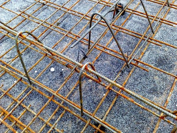 Армирование монолитной плиты перекрытия – как укладывать плиту перекрытия на фундамент 2