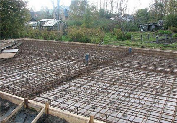 Армирование монолитной плиты перекрытия – как укладывать плиту перекрытия на фундамент 4