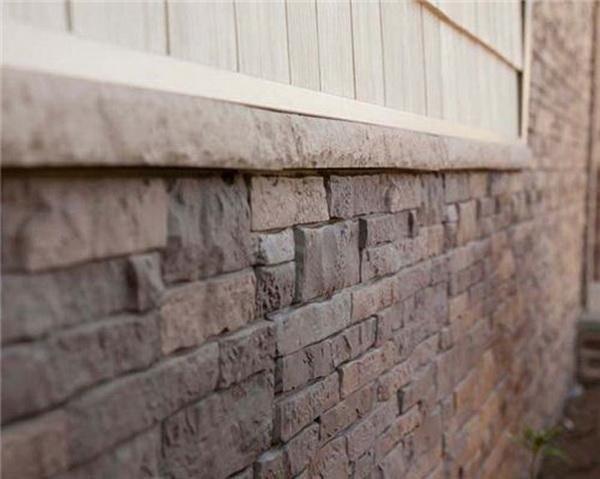 Цокольные панели под камень – варианты и дизайн для цоколя частного дома 2