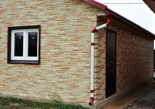 Цокольные панели под камень – варианты и дизайн для цоколя частного дома 3