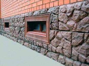 Цокольные панели под камень – варианты и дизайн для цоколя частного дома 1
