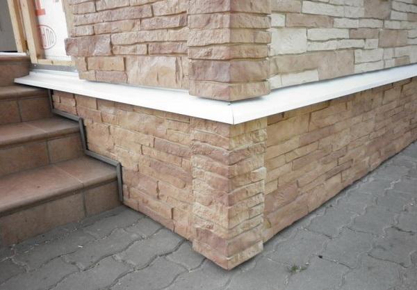 Цокольный сайдинг под камень – декорируем цоколь частного дома 5