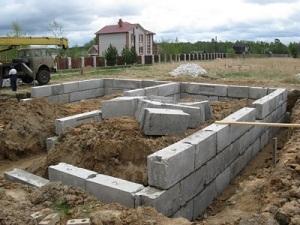 Какой фундамент под дом из газобетона лучше использовать? 1