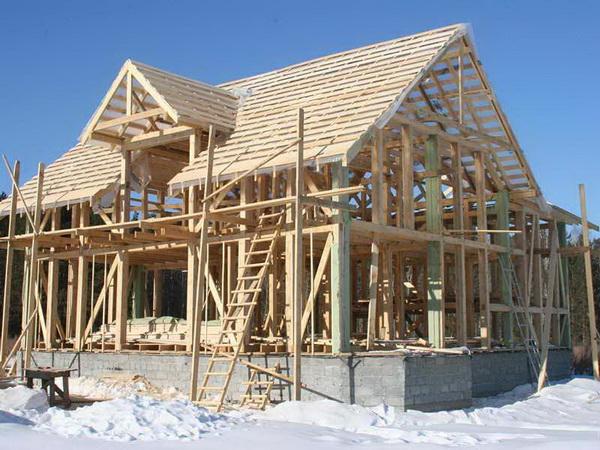 Фундамент для частного дома 1