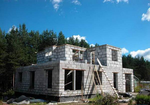 Фундамент для частного дома 2