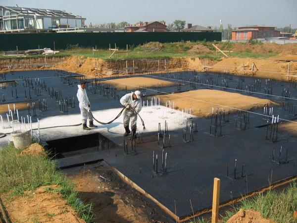 Материалы для гидроизоляции фундамента 4