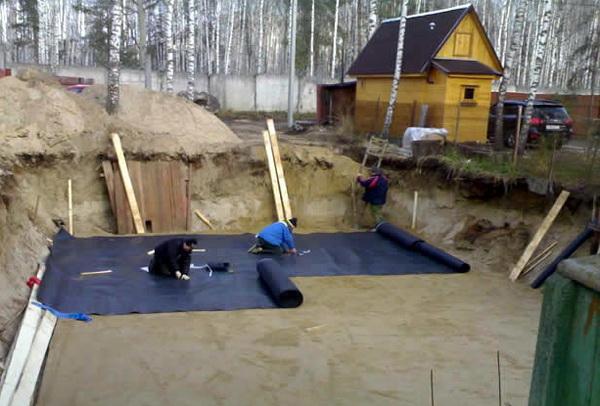 Материалы для гидроизоляции фундамента 6