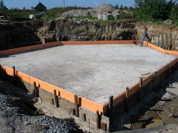Как рассчитать количество бетона на фундамент 3