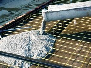 Как рассчитать количество бетона на фундамент 1