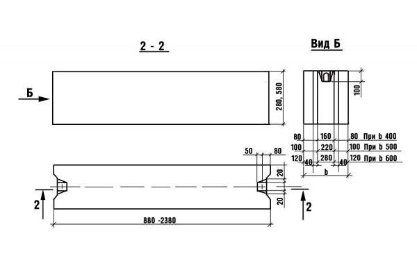 Маркировка фундаментных блоков и расшифровка аббревиатуры ФБС 5