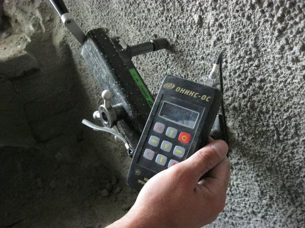 Средняя прочность бетона по ГОСТ 5