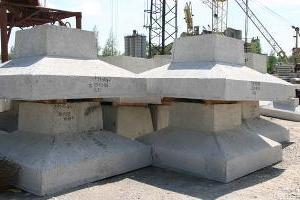 Фундаменты стаканного типа под металлические колонны 1