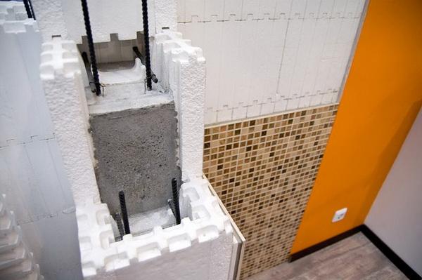 Как сделать опалубку под фундамент дома из пенополистирола 4