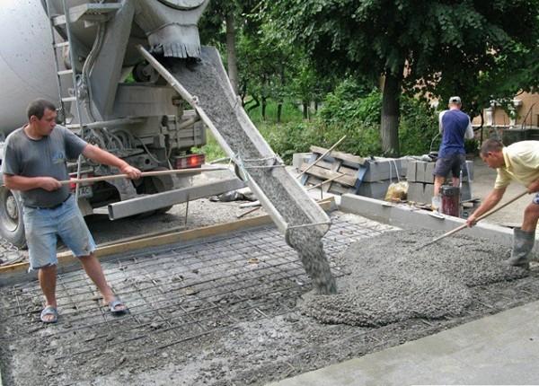 Состав бетона для фундамента – пропорции на фундамент под дом из газобетона 3