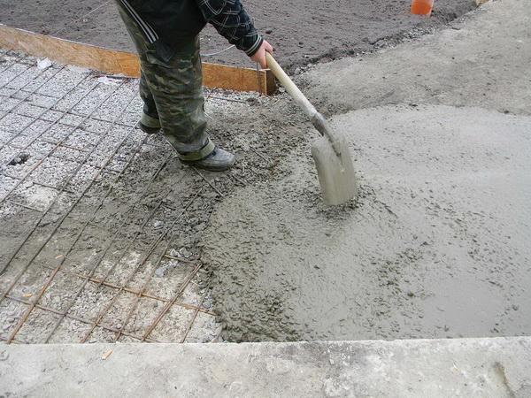 Состав бетона для фундамента – пропорции на фундамент под дом из газобетона 5