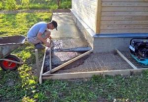 Садовый домик своими руками Строительный портал 86